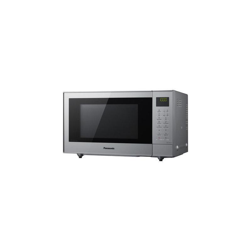 TFK Shop › Panasonic NN CS89 Mikrowelle Dampf (schwarz